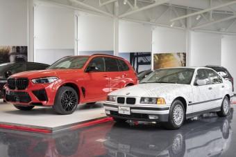 Piros X5 M lett az 5 milliomodik amerikai BMW