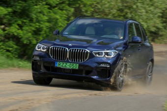 Hibrid a BMW-től: karcolja a 40 milliót, de nem véletlenül