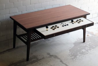 A gamereknek is bejön ez az elegáns dohányzóasztal
