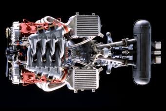 Nincs ma ennél kívánatosabb eladó V8-as motor