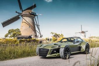 2G-vel kanyarodik a hollandok különleges sportautója