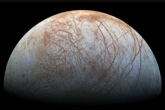 Lakható lehetett a Jupiter egyik holdja