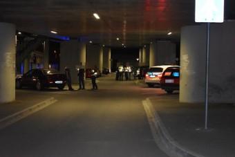 Tuningolt autókra vadásztak a rendőrök, repültek a forgalmik