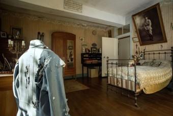 Száz éve érintetlen a világháborús katona szobája