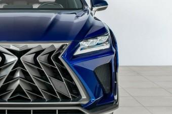Az oroszok Lexusai félelmetesebbek, mint egy X6-os BMW
