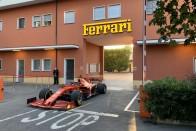 F1: Sainz nagyon unja a Ferrari-témát 2