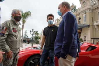 """Bemutatták a Ferrari """"botrányfilmjét"""""""