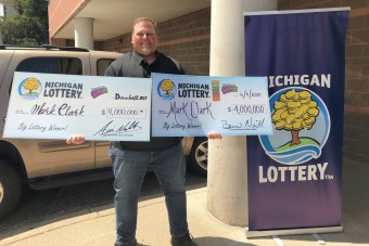 Három éven belül kétszer lett milliárdos a lottón egy férfi