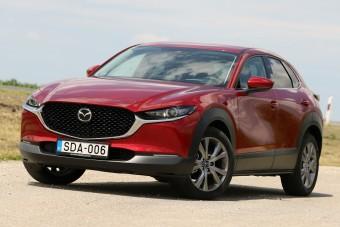Mit tud a középső Mazda SUV? - Mazda CX-30 teszt