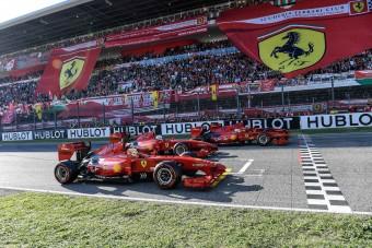 F1: A Ferrari is lobbizik a második olasz versenyért