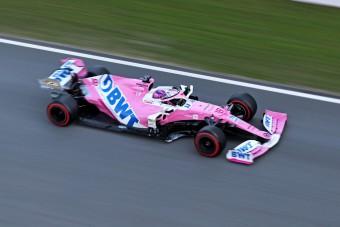Két F1-es teszt is zajlott szerdán