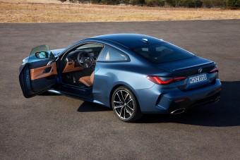 Öt videón mutatjuk meg a vadonatúj BMW 4-est
