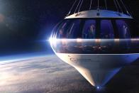 Már árulják a jegyeket az űrballonozásra 1