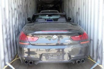 Több mint 40 lopott autót találtak konténerekben