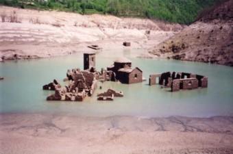 Jövőre ismét látható lesz az elöntött középkori falu