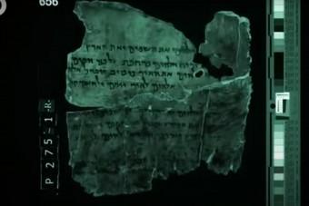 Ősi titkokat tártak fel a Holt-tengeri tekercsek