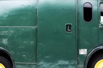 Az első tolóajtós furgon