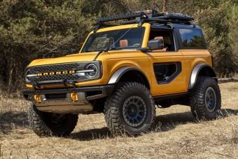 Európa lemaradhat a Ford Broncóról