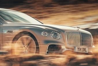Még fényűzőbb lehet a Bentley csúcsszedánja