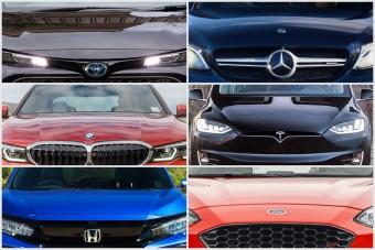 Ezek a világ legértékesebb autómárkái