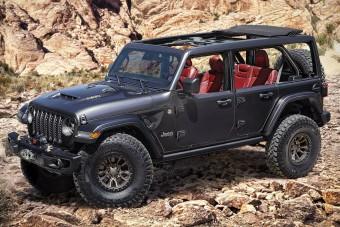 Frappáns választ adott a Ford Broncóra a Jeep Wrangler