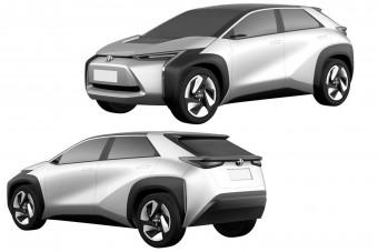 Kompakt családi villanyautót fejleszt a Toyota