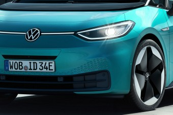 Megújul a VW elektromos kisautója
