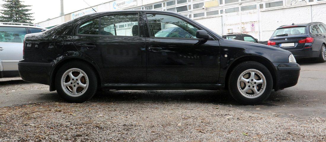 Használt autó: ilyen egy Škoda 634 000 kilométer után