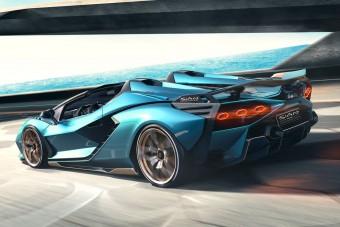 Videókon a legerősebb Lamborghini roadster