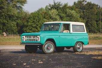 Ilyen az első Ford Bronco