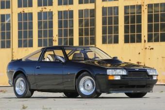 A 80-as évek legmerészebb Aston Martinja