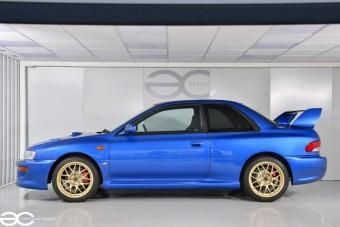 Még az illata is új ennek az 1998-as Subarunak