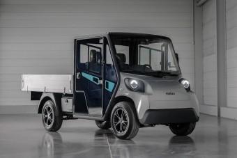 Hamarosan akár ez a kisteherautó is eljuthat hozzánk