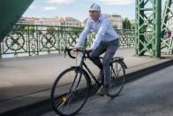 Hétfőtől már nem csak a kerékpárosok használhatják az Üllői úti bringasávot 4