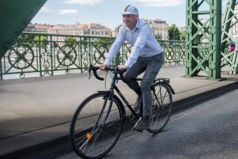 Kezdő bringásként tekertem végig Budapest legveszélyesebb útján