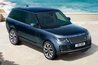 Dízel hibriddel bővül a Range Rover kínálata