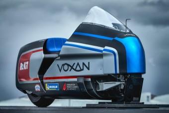 Ez lehet a világ leggyorsabb elektromos motorkerékpárja