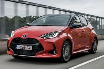 Ezt tudja a Toyota legújabb hibridje