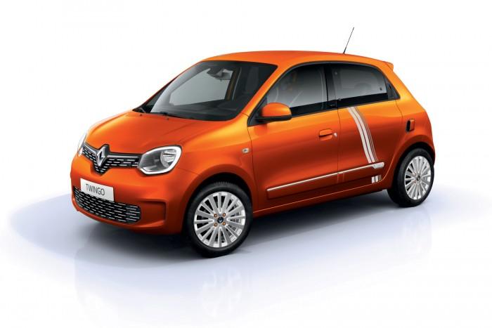 Exkluzív köntösbe csomagolják a legkisebb elektromos Renault-t 2