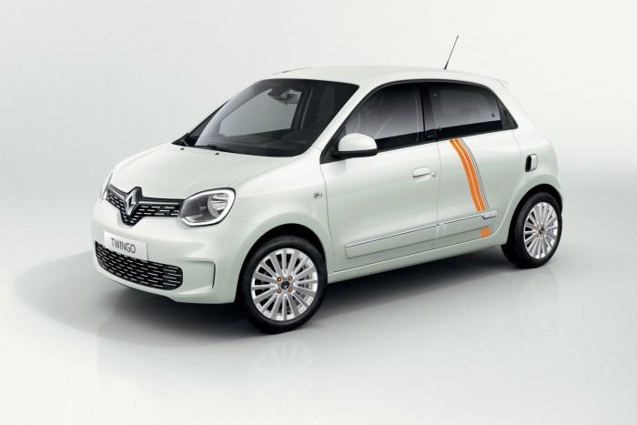 Exkluzív köntösbe csomagolják a legkisebb elektromos Renault-t 1