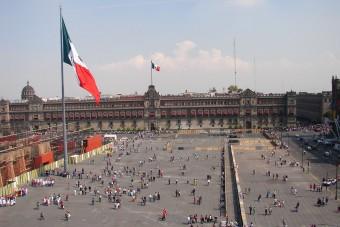 Azték palotát találtak Mexikóváros főtere alatt