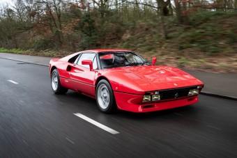 A monte-carlói Ferrari-díler féltett kincse