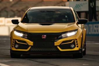 A Honda Civic a leggyorsabb elsőkerekes autó Suzukában, még a Ferrari F40-est is veri