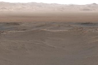 Rendkívül látványos 4K-s videó készült a Marsról