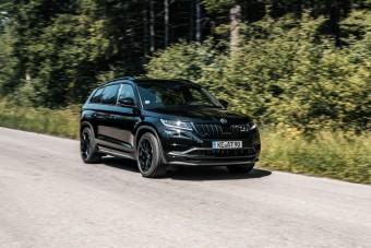 Kéne egy használt tuningolt Škoda egy BMW árán?