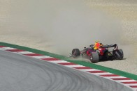 Vettel: Örülök, hogy csak egyszer forogtam meg! 2
