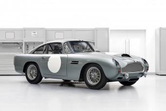 Az első új Aston Martin DB4 GT