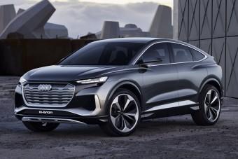 Az Audi átcsomagolta a jövőt