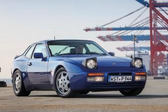 Tökéletes youngtimer a Porsche 944 S2
