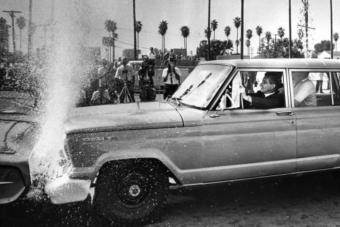 A vízzel töltött lökhárító az autóipar nagy eltemetett ötlete?